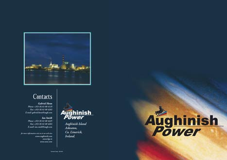 aughinish power plant brochure